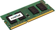 4GB Crucial DDR3 1333MHz SODIMM Laptop Memory – £16.99 Delivered