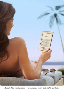 kindle2 214x300 New Amazon Kindle is Now Available   First Look