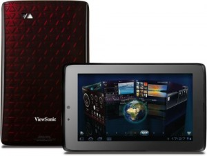 viewsonic7x 300x226 Three Great Alternative 7 inch Android Tablets    October 2011