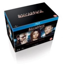 Battlestar Galatica Blu Ray Box Set – COMPLETE £54.97