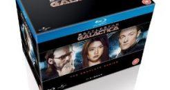 Battlestar Galatica Blu Ray Box Set – COMPLETE £54.97