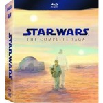 Star Wars: The Complete Saga (9 Discs) £49.99 Blu Ray