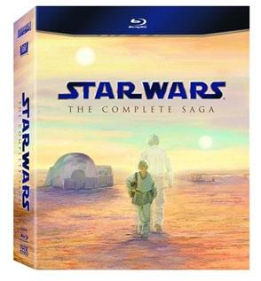 star wars Star Wars: The Complete Saga (9 Discs) £49.99 Blu Ray