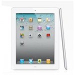 Apple iPad 2 16GB Wifi White MC979B/A, – £369