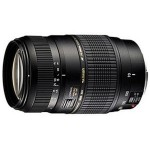 Tamron AF 70-300mm F4-5.6 Di LD Macro 1:2 Lens for Canon Cameras £99.95