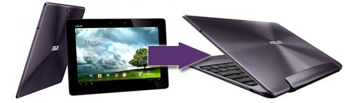 asus transformer prime Our 10p about how Google failed to captialise at a poor showing from new iPad.