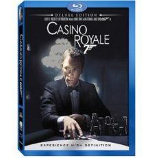 Casino Royale Deluxe Edition Blu Ray – £5.97