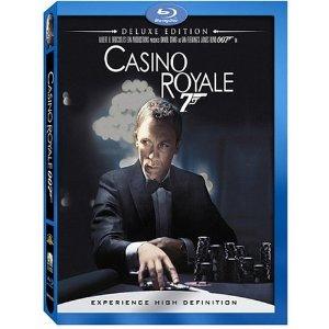casino royale Casino Royale Deluxe Edition Blu Ray   £5.97