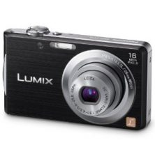 Panasonic Lumix DMC-FS18 Digital Camera – Black, 16 Megapixel, 4x Optical Zoom £79.99