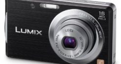Panasonic Lumix DMC-FS18 Digital Camera – Black, 16 Megapixel, 4x Optical Zoom £79.99