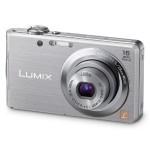 panasonic fs18 silver 150x150 Panasonic Lumix DMC FS18 Digital Camera   Black, 16 Megapixel, 4x Optical Zoom £79.99