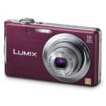 panasonic fs18 violet 150x150 Panasonic Lumix DMC FS18 Digital Camera   Black, 16 Megapixel, 4x Optical Zoom £79.99