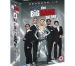 The Big Bang Theory: Season 1 – 4 Box Set (14 Discs) £18.99 delivered