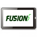 A1CS FUSION5 Tablet PC – 10.1″ Screen – Android 4.0 ICS – 1GB RAM – 8GB STORAGE – Capacitive 5-Point Touch Screen – Supports BBC Iplayer, flash 11 and Skype Video Chat