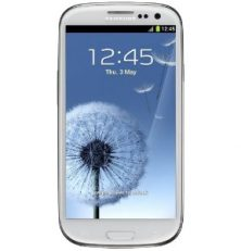 Samsung Galaxy SIII UK Sim Free Unlocked Smartphone – 16GB – Marble White