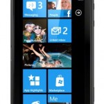 Nokia Lumia 710 Sim Free Windows Phone – Black