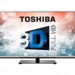 Toshiba 40TL963B 40-inch Widescreen Full HD 1080p LED 3D Smart TV with Freeview (New for 2012)