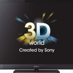 Sony KDL46EX723BU 46-inch Widescreen Full HD 1080p 3D 100Hz Edge LED Internet TV with Freeview HD