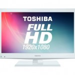 Toshiba 22DL704B 22-inch Widescreen Full HD 1080p  LED TV with Freeview and Built-in DVD Player (New for 2012)