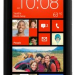HTC 8X Windows Phone 8 UK Sim Free Smartphone – Black