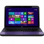 HP g6-2292sa purple laptop