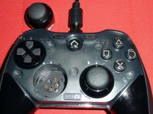 mlg pro 3 300x225 PlayStation 3 Controllers Compared   Dual Shock 3 vs MLG vs Gioteck SC1