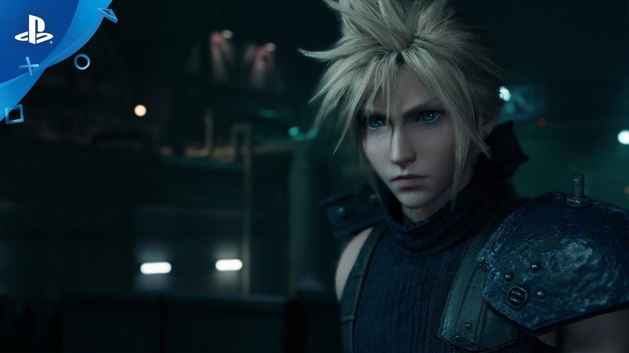 Final Fantasy 7 Remake Demo is Out Now in UK
