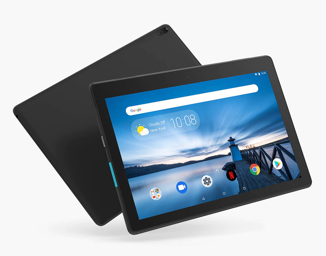 lenovo tab e10 full picture